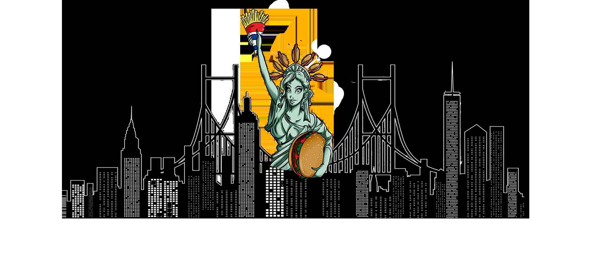 newyork-machin-background